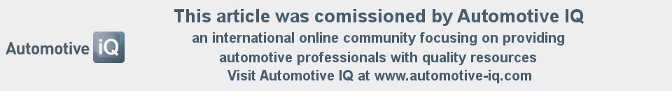Automotive IQ disclaimer