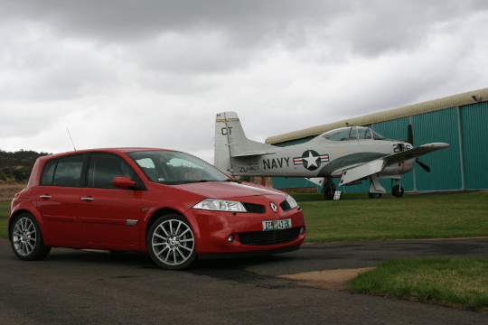 The car writer loves fast cars and aeroplanes