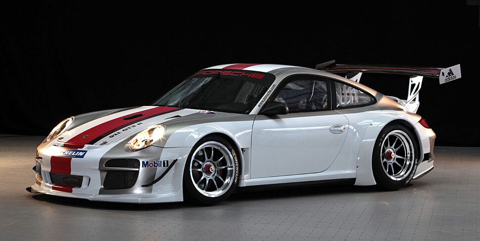 Car review of Porsche 911 GT3