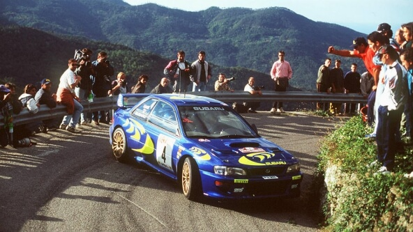 Rally drivers are the best in Auto Racing. | Writing about cars