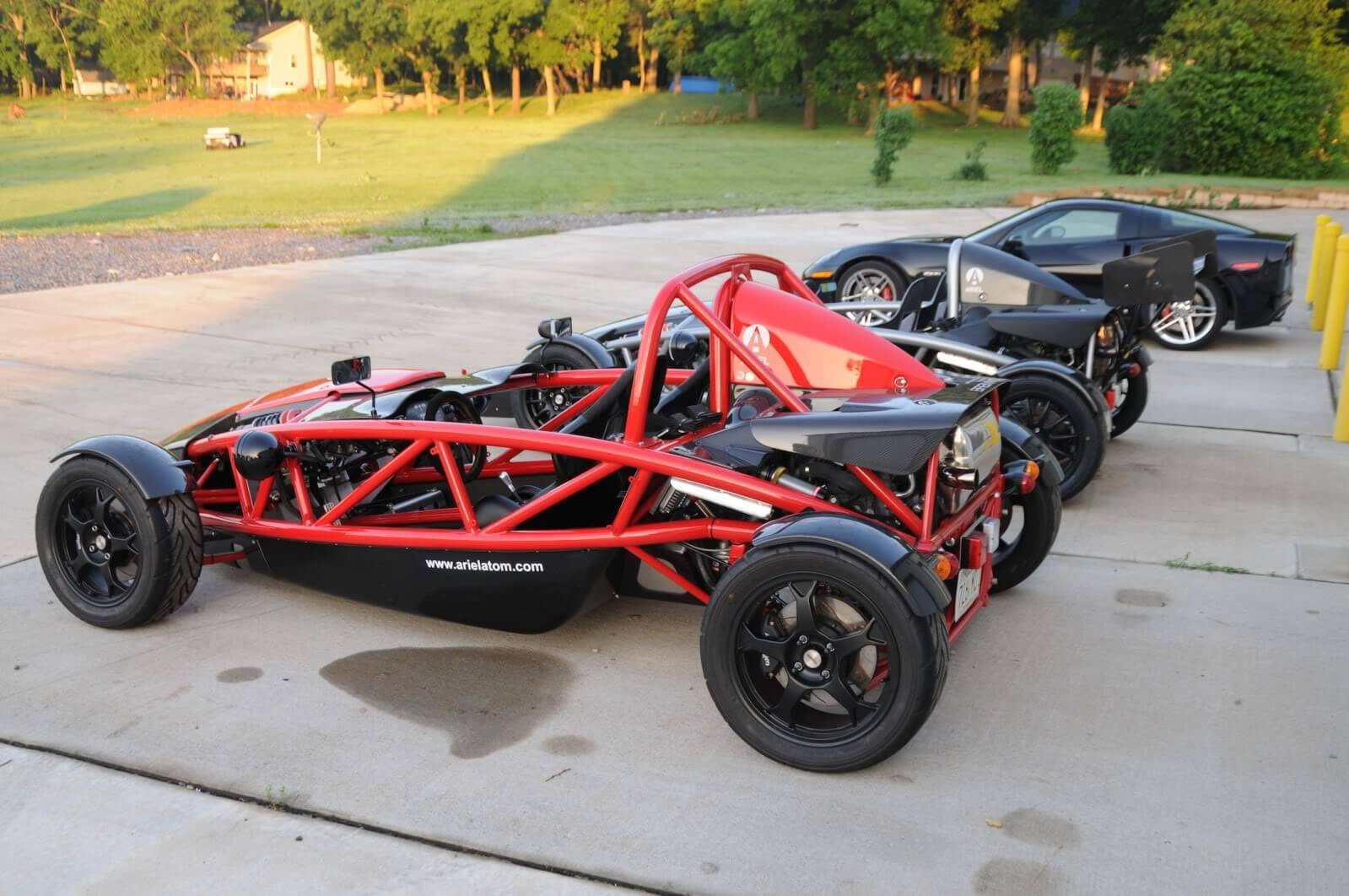 The naked truth – Ariel Atom 160 | Writing about cars