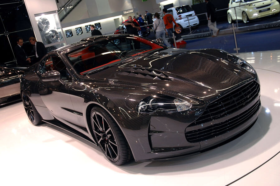Carbon Fibre - the logical material for body-in-white