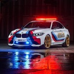 BMW use water injection in the Motogp Safety car
