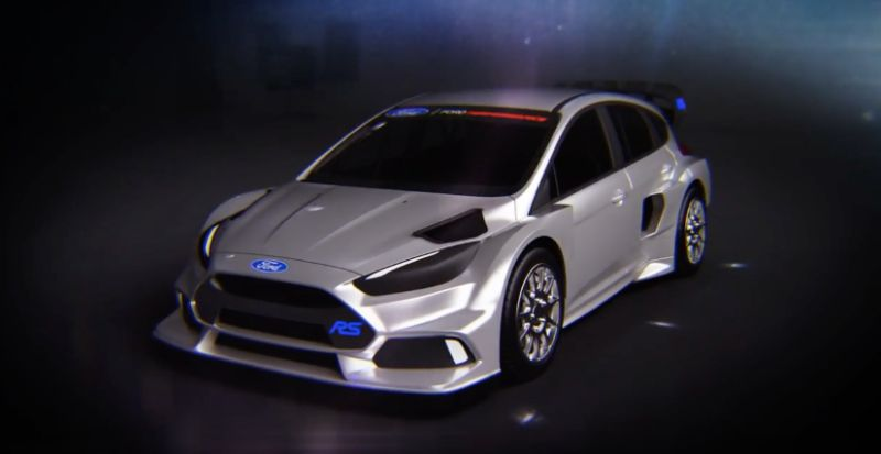 Focus RS RX a car of the future