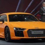 Twin-track discussed at the 2016 Geneva motor show